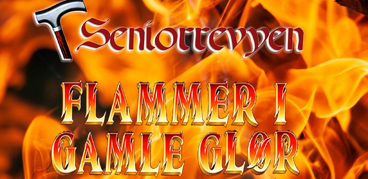 Seniorrevyen - Flammer i gamle glør